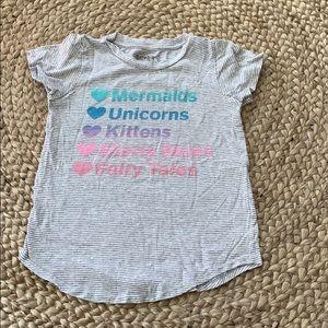 Other - Girls Short Sleeve Tee Shirt